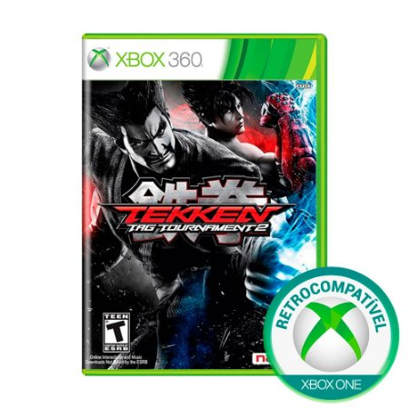 Jogo Tekken Tag Tournament 2 - Xbox 360