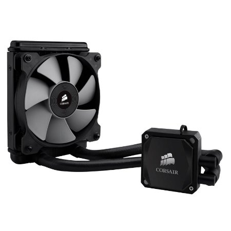 WaterCooler Hydro Series High Performance H60 - Corsair