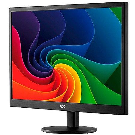 Monitor AOC Led 19' E970SW - PC
