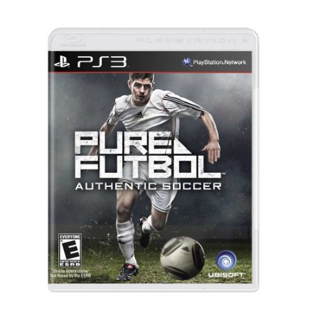 Jogo Pure Futbol: Authentic Soccer - PS3