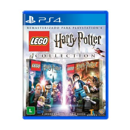 Jogo LEGO Harry Potter Collection - PS4