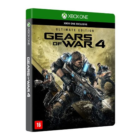 Jogo Gears of War 4 (Ultimate Edition) - Xbox One