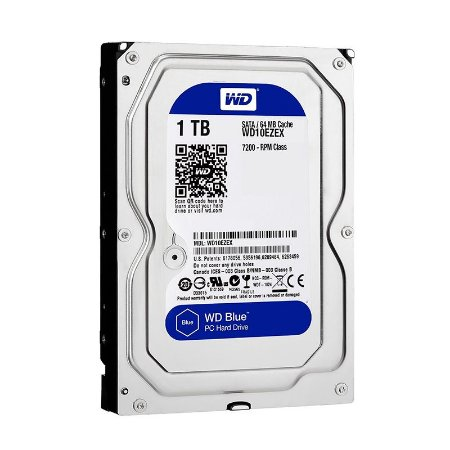 HD Western Digital Blue WD10EZEX - 1 Tb