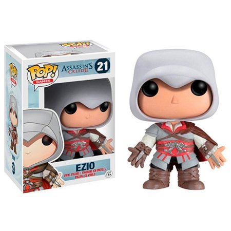 Boneco Connor 22 Assassins Creed - Funko Pop