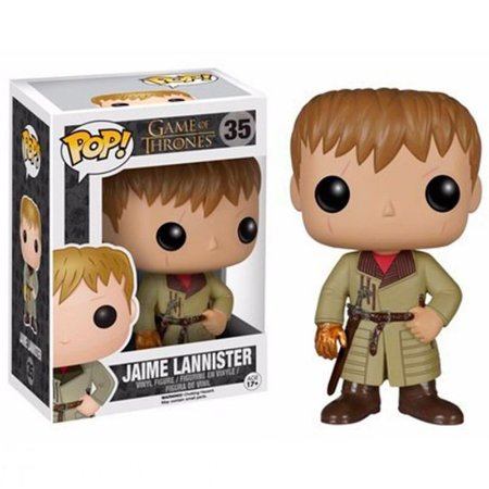 Boneco Jaime Lannister 35 Game of Thrones - Funko Pop