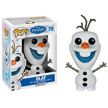 Boneco Olaf 79 Frozen - Funko Pop