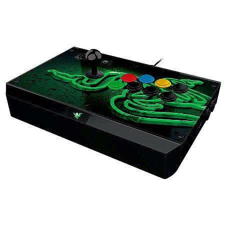 Controle Arcade Razer Atrox - Xbox 360 e PC