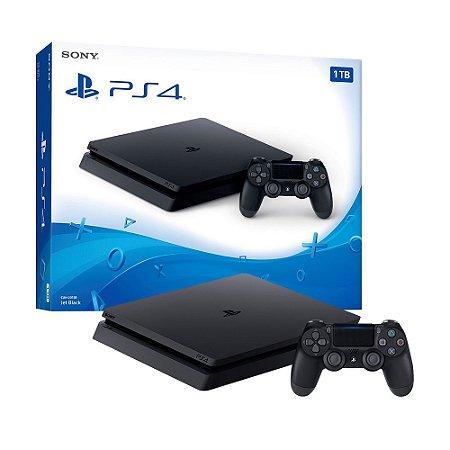 Console PlayStation 4 Slim 1TB - Sony