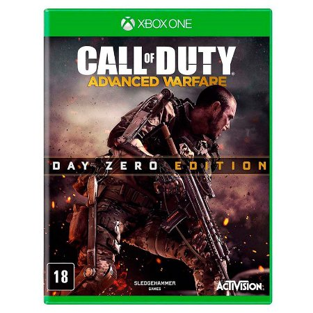 Jogo Call of Duty: Advanced Warfare (Edição Day Zero) - Xbox One