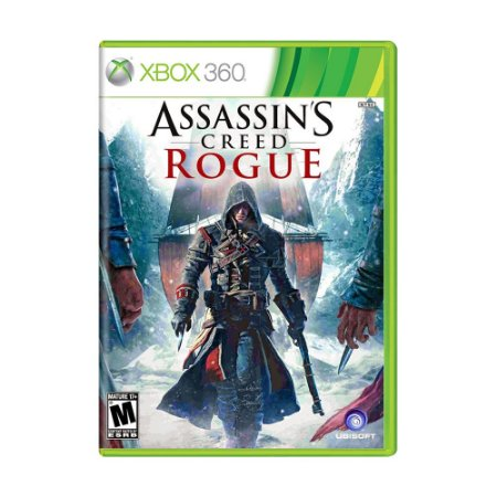 Jogo Assassin's Creed Rogue - Xbox 360