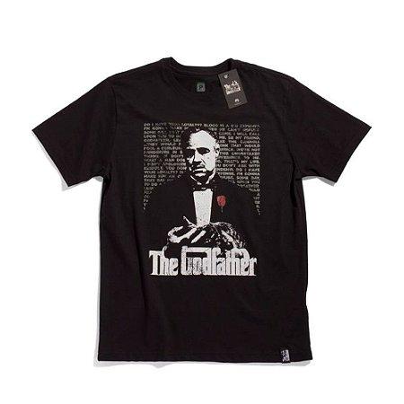 Camiseta Studio Geek Padrinho O Poderoso Chefão - Modelo 1