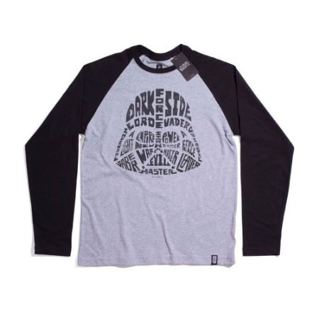 Camiseta Studio Geek Vader Face Star Wars - Modelo 21