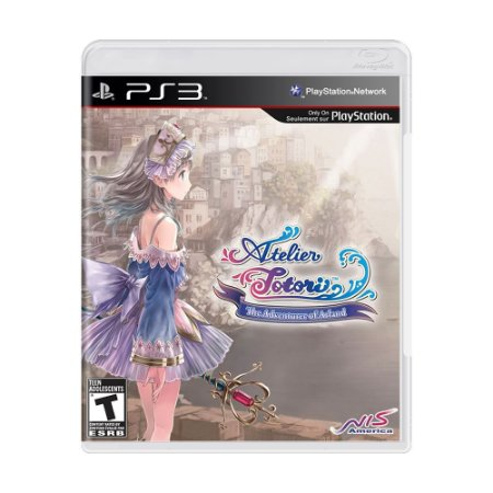 Jogo Atelier Totori: The Adventurer of Arland - PS3