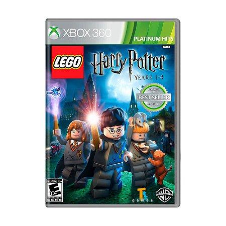 Jogo LEGO Harry Potter: Years 1-4 - Xbox 360