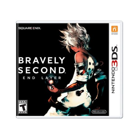 Jogo Bravely Second: End Layer - 3DS