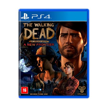 Jogo The Walking Dead: A New Frontier - PS4