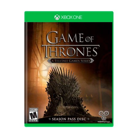 Jogo Game of Thrones: A Telltale Games Series (Season Pass) - Xbox One