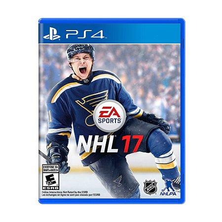 Jogo NHL 17 - PS4