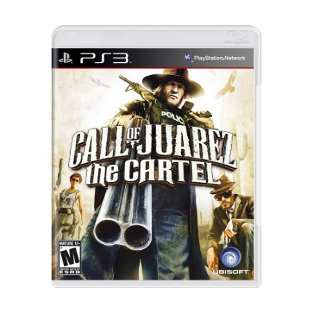 Jogo Call of Juarez: The Cartel - PS3