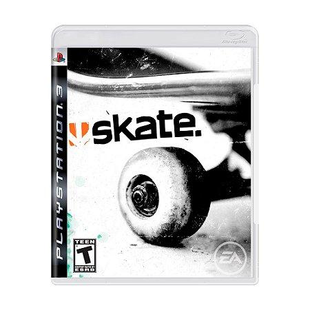 Jogo Skate - PS3