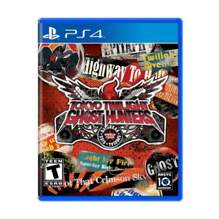 Jogo Tokyo Twilight Ghost Hunters: Daybreak Special Gigs - PS4