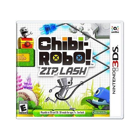 Jogo Chibi-Robo!: Zip Lash - 3DS