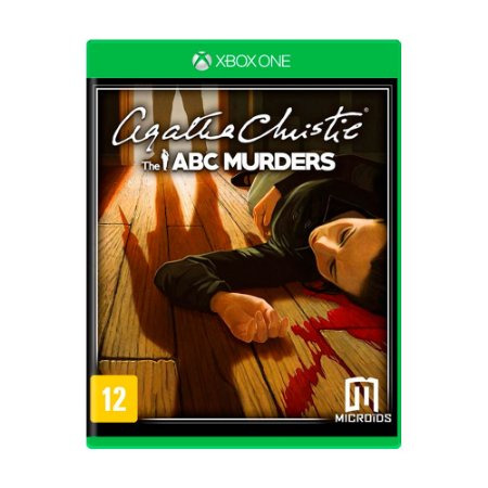 Jogo Agatha Christie: The ABC Murders - Xbox One