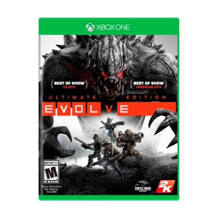 Jogo Evolve: Ultimate Edition - Xbox One