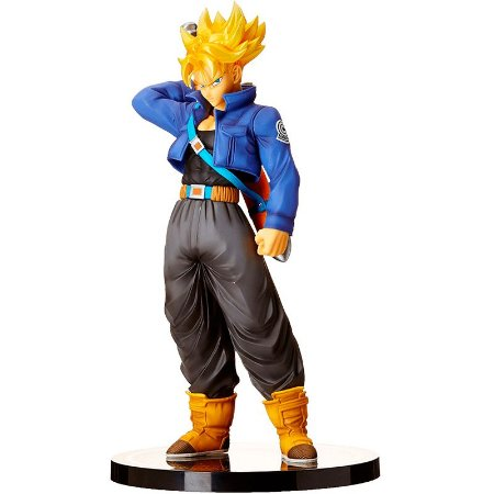 Action Figure Super Saiyan Trunks - Figuarts ZERO EX