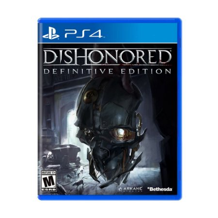 Jogo Dishonored: Definitive Edition - PS4