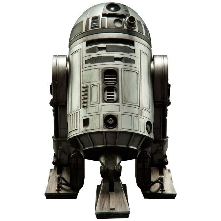 Action Figure R2-D2 Unpainted Prototype - Sideshow Collectibles