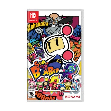 Jogo Super Bomberman R - Switch