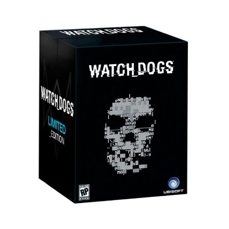 Jogo Watch Dogs (Limited Edition) - PS3