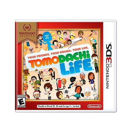 Jogo Tomodachi Life - 3DS