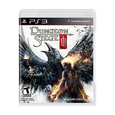 Jogo Dungeon Siege III - PS3