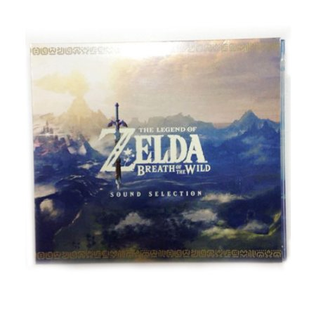 Trilha Sonora The Legend of Zelda: Breath of the Wild - Sound Selection