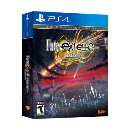 Jogo Fate Extella: The Umbral Star (Noble Phantasm Edition) - PS4