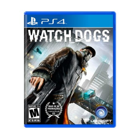 Jogo Watch Dogs - PS4