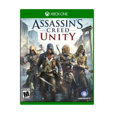 Jogo Assassin's Creed Unity - Xbox One