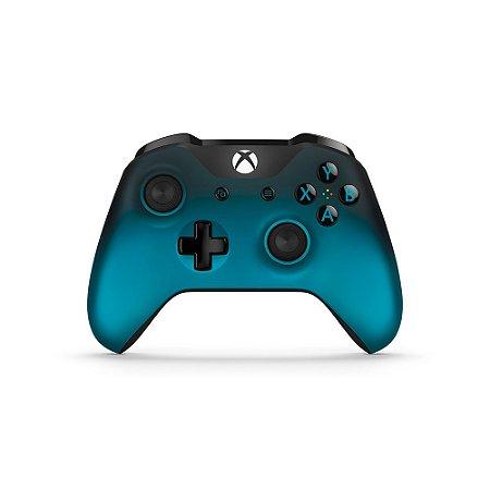 Controle Microsoft Ocean Shadow - Xbox One S