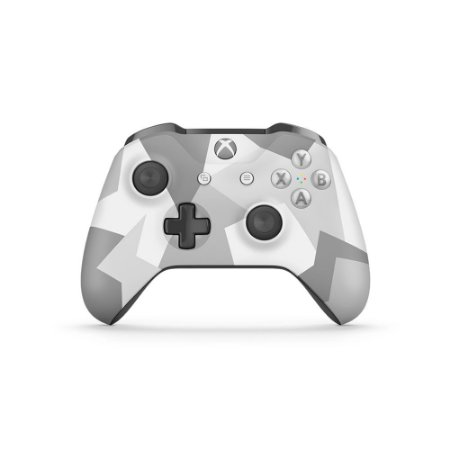 Controle Microsoft Winter Forces - Xbox One S