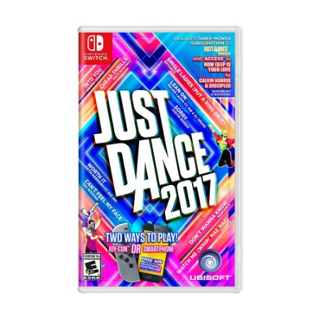 Jogo Just Dance 2017 - Switch