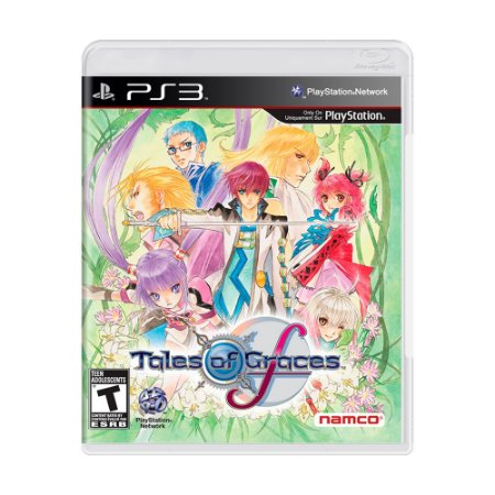 Jogo Tales of Grace F - PS3