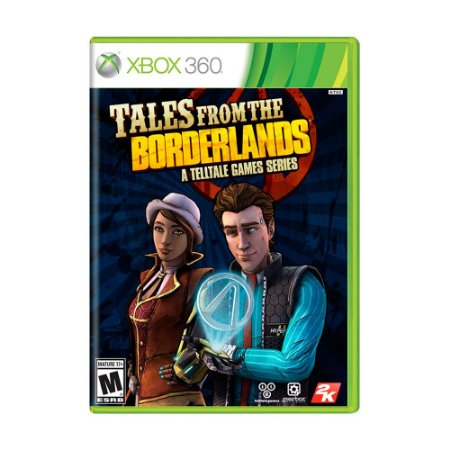 Jogo Tales from the Borderlands: A Telltale Game Series - Xbox 360