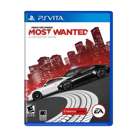 Jogo Need for Speed: Most Wanted - PS Vita