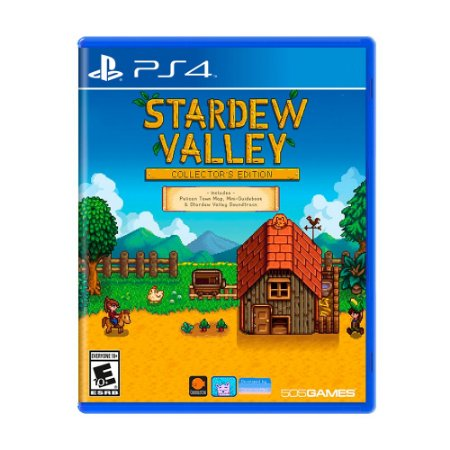 Jogo Stardew Valley (Collector's Edition) - PS4