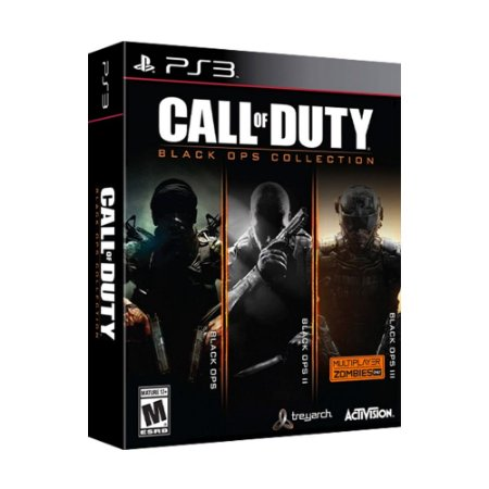 Jogo Call of Duty: Black Ops Collection - PS3