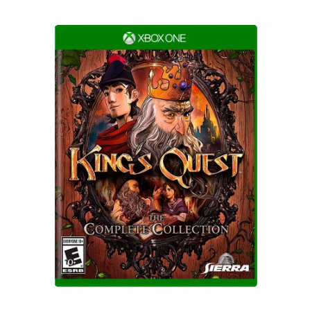 Jogo King's Quest: The Complete Collection - Xbox One