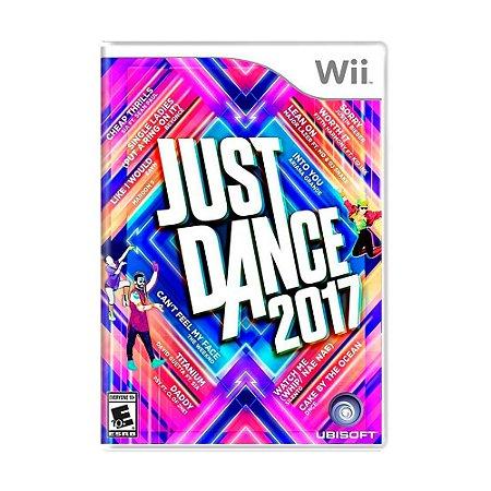 Jogo Just Dance 2017 - Wii