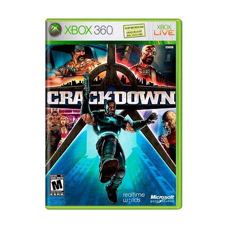 Jogo Crackdown - Xbox 360